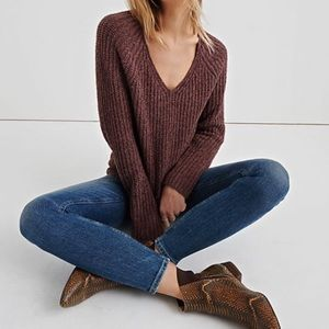 Lucky Brand Chenille Sweater